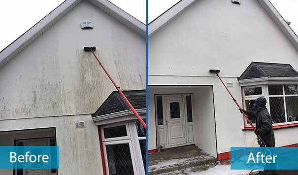 Gutter Cleaner in Ennis, Clare and Limerick City