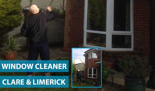 Window Cleaner | Window Cleaning Service in Ennis, Clare and Limerick City